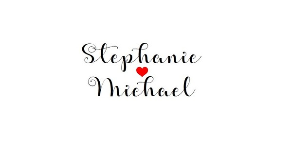Stephanie and Michael