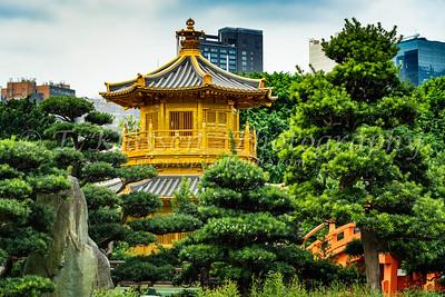 Kowloon, Nan Lian Garden