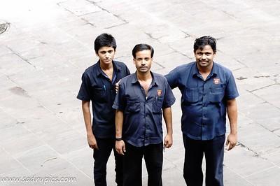 Shangrilla staff