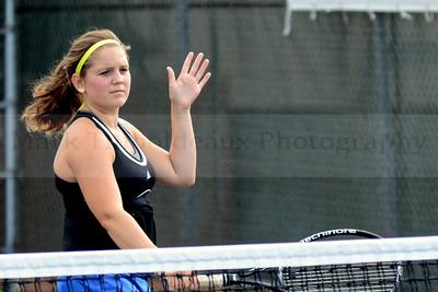 Lampeter-Strasburg Girl's Tennis v. LC 9.5.12