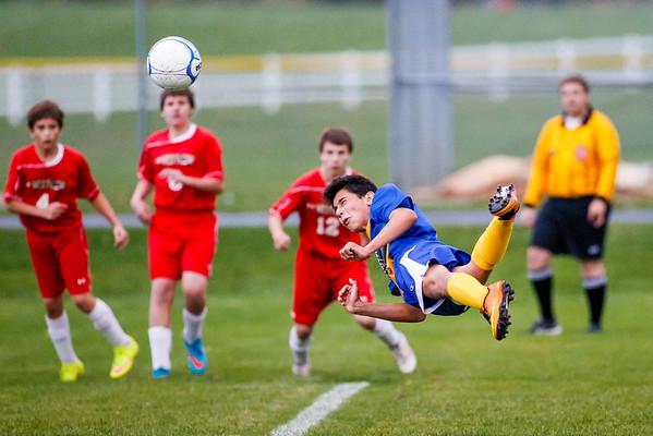 AMS Soccer vs Westview 2015-10-15