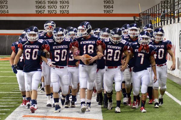 2012 Poky Varsity Football