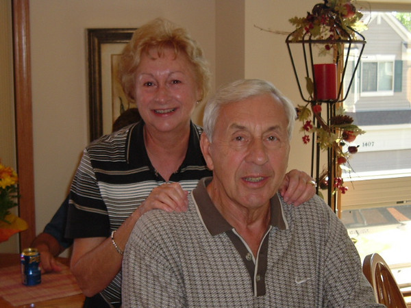 Judy and Gerry Heck