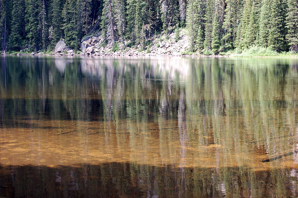 Beaver Lake Hike 2007