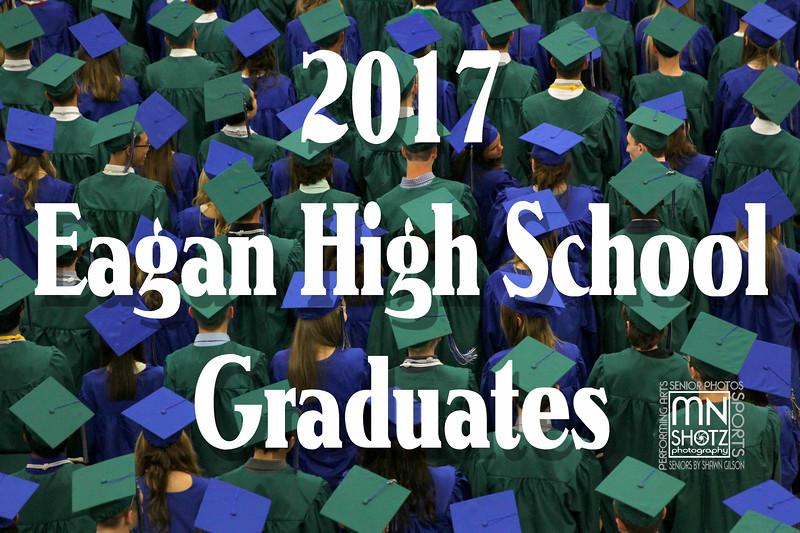 2017 Eagan HS Graduation