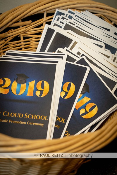2019 Roy Cloud Graduation