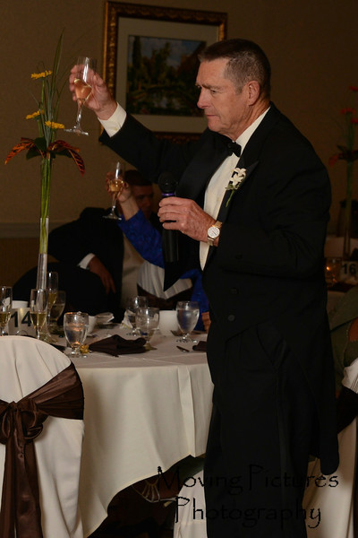 A toast from Irv