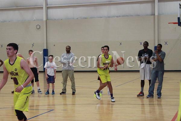 05-11-16 Cornelius Hester/ Ohio Reign BB pics at YMCA