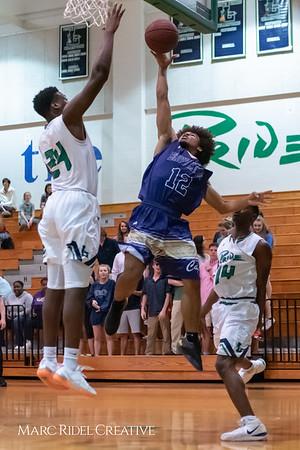 Broughton basketball at Leesville. February 5, 2019. 750_2458
