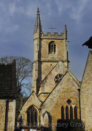 Castle Combe, Lacock, & Avebury