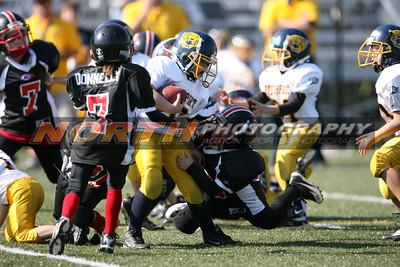 10/17/2010 - Patchogue Medford vs. Northport Tigers @ Bellerose Ave.