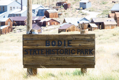 Bodie Ghost Town ~ 2010~