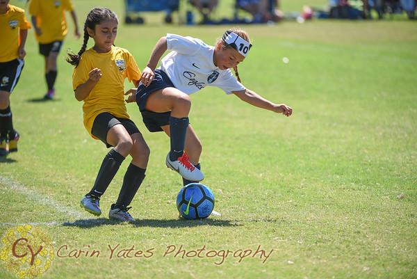 Eagles Soccer Club- Kathleen