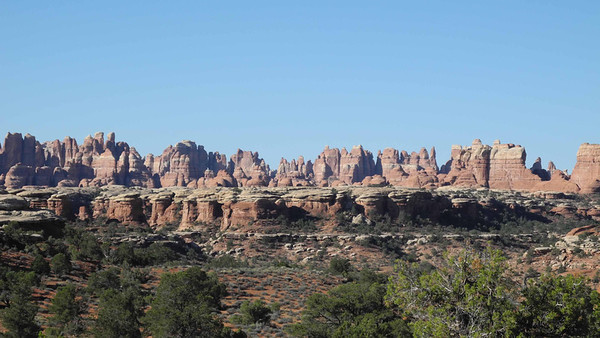 2013-09 Camping and hiking in the Needles District of Canyonlands National Park
