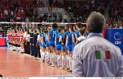 09.01.16 • FINAL 3rd place: Turkey - Italy #RoadToRio #Women