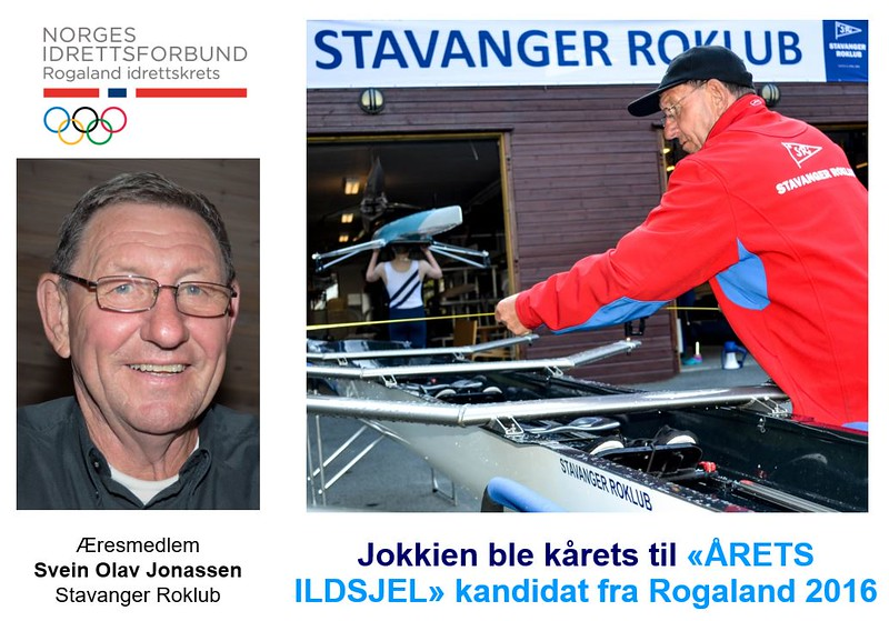 Svein Olav Jonassen fra Stavanger Roklub er Rogaland sin representant til Årets ildsjelpris_001.JPG