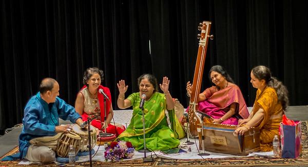Pandita Shubhada Paradkar, 2017