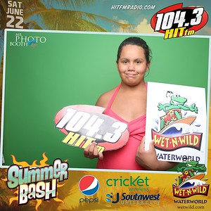104.3 Hit FM Summer Bash | June 22nd 2013