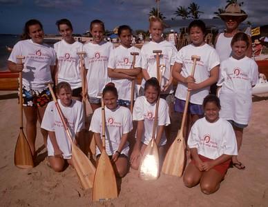 1997 Canoe Regattas