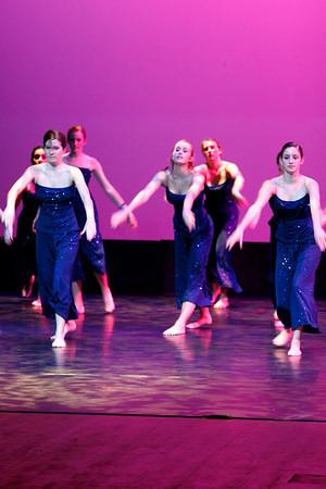 Dance Center Recital 6/1/08 advanced ballet