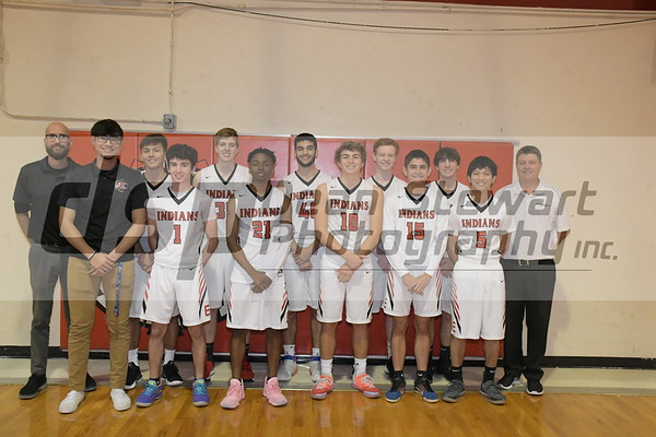 Edgewood HS Varsity Boys Basketball 11-25-19