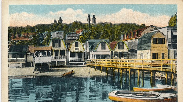 Jersey Shore Historical Postcards