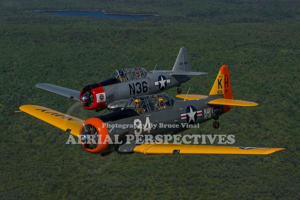 "Texan Flight ""Murphyland"" N36 N518WW N29965 5/23/15"