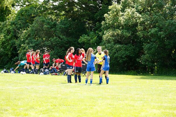 U15 2004 Girls SJEB MAY 19th games