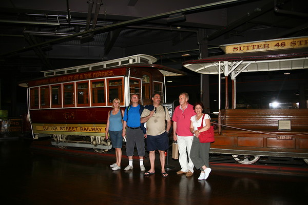 Cable Cars Museum, San Francisco - May, 2009