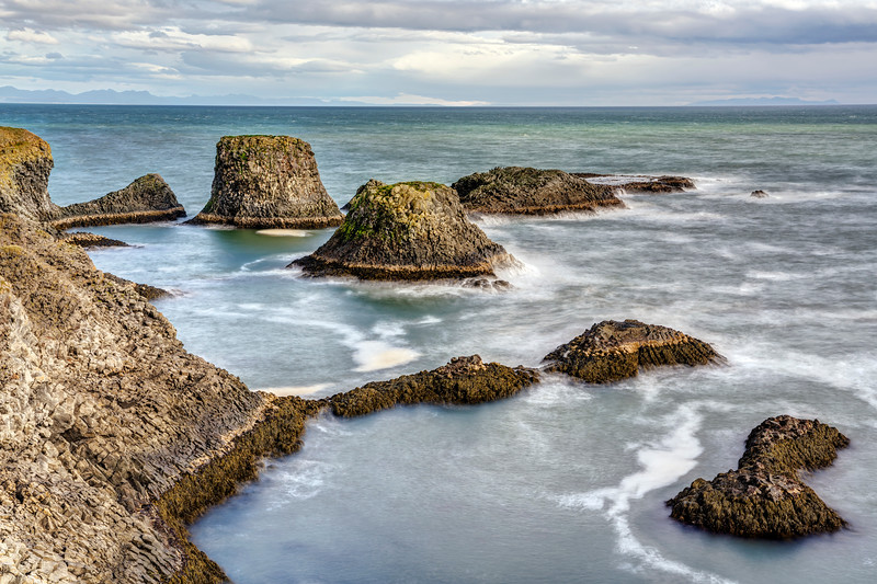 Arnarstapi Sea Stacks