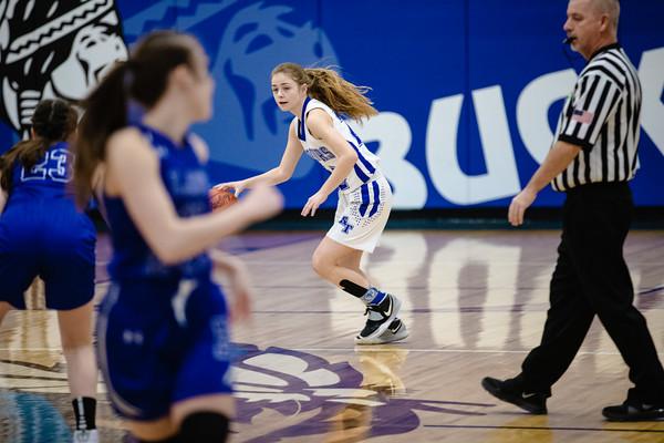 BTHS Basketball vs. Beallsville