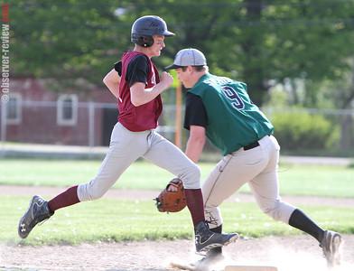 Dundee Baseball 5-14-13