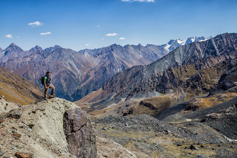 trekking in Kyrgyzstan Archaly Tor Pass