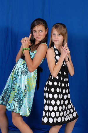 Beck Academy 8th grade dance 2008