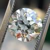2.05ct Old European Cut Diamond GIA K VS2 3