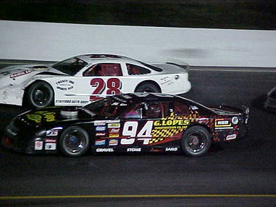 Thompson Speedway 7-4-2002