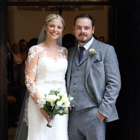 Rachel & Jonathan 27th July 2018
