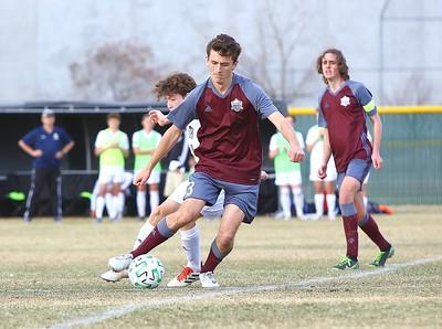 2020 Jordan High School Soccer