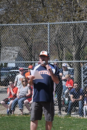 Crystal Little League 2019 Opening Day
