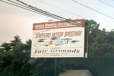 NASCAR Busch North Race @ Stafford 5-9-2003