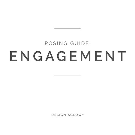 Engagement Posing Guides
