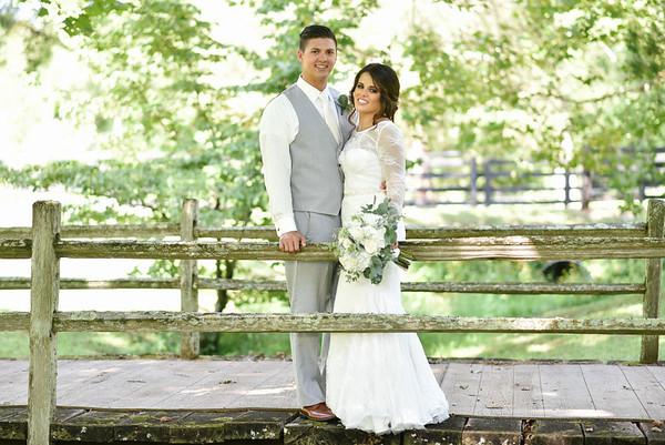 Branden and Jessica Wedding