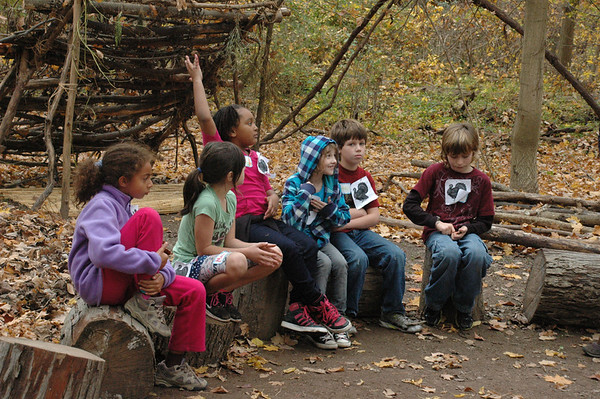 Greene Street Visit to The Preserve and Native American Village