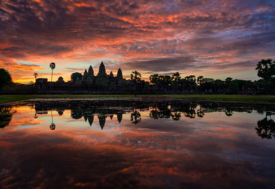 Siem Reap, Cambodia - Nov 2018