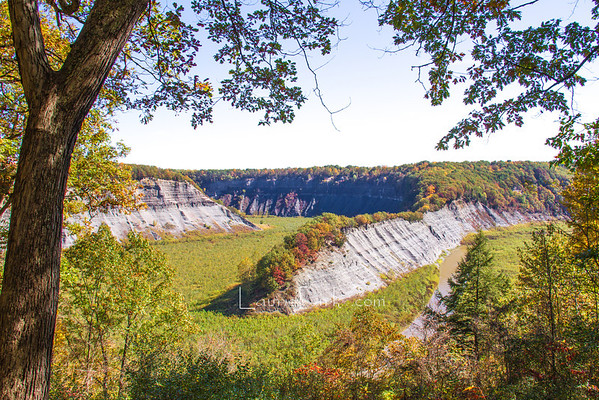 Letchworth State Park Autumn 2013