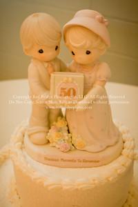 Dottie and Bill's 50th Anniversary