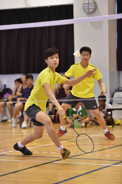 ACSI Badminton-SemiFinal-2019