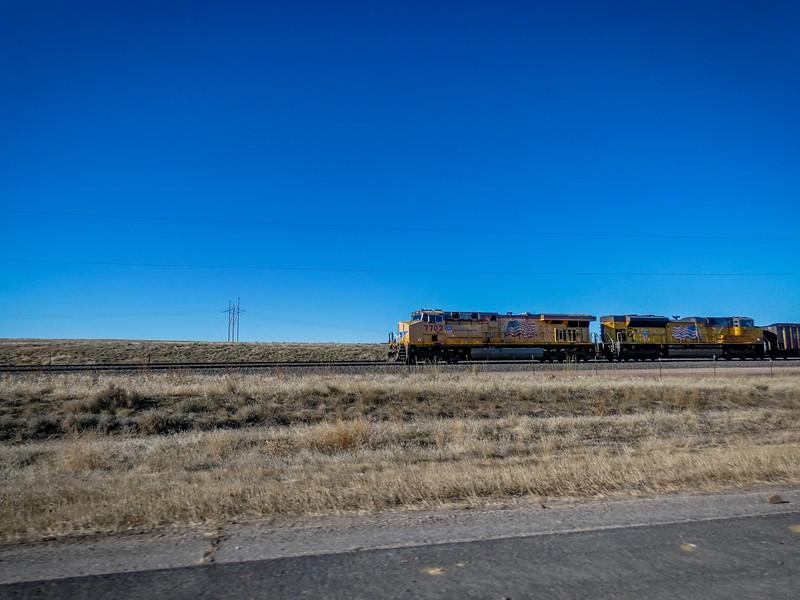 Locomotive  - South Dakota
