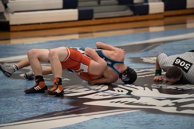 Wrestling vs Cherokee 010919