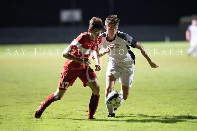 09/18/2018 Belfry Soccer vs. Paintsville